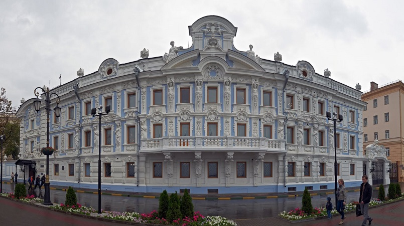 Особняк купца С.М. Рукавишникова, Нижний Новгород
