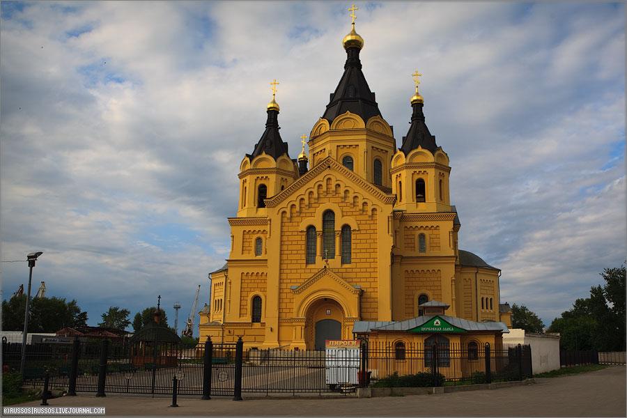 Александро-Невский собор, Нижний Новгород