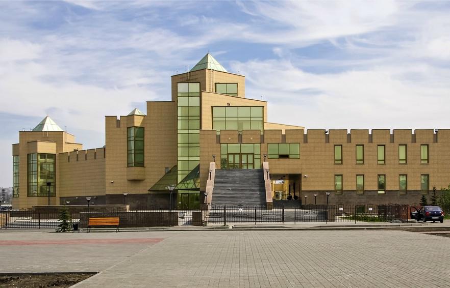 Челябинский областной краеведческий музей, Челябинск