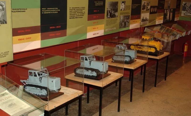 Музей трудовой и боевой славы ЧТЗ, Челябинск