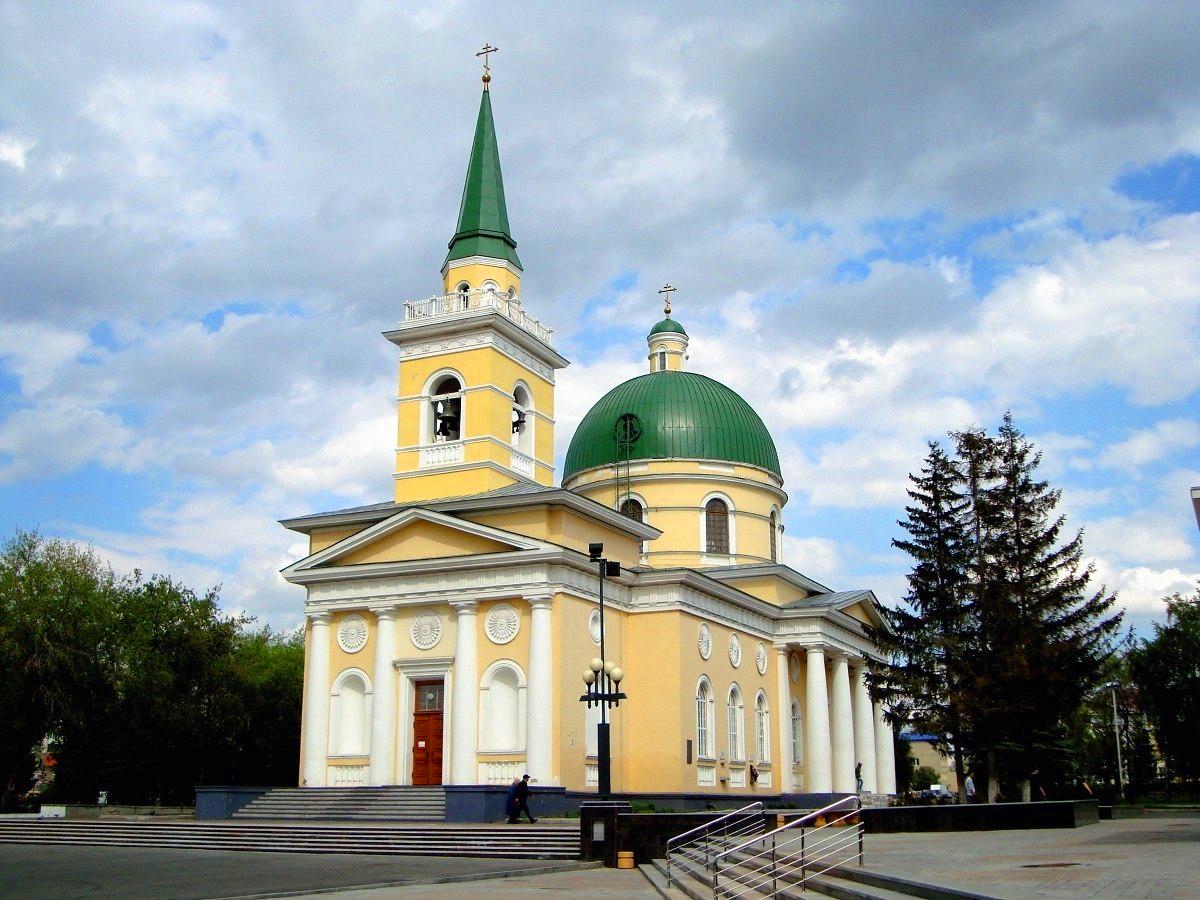 Омский Свято-Никольский Казачий собор, Омск