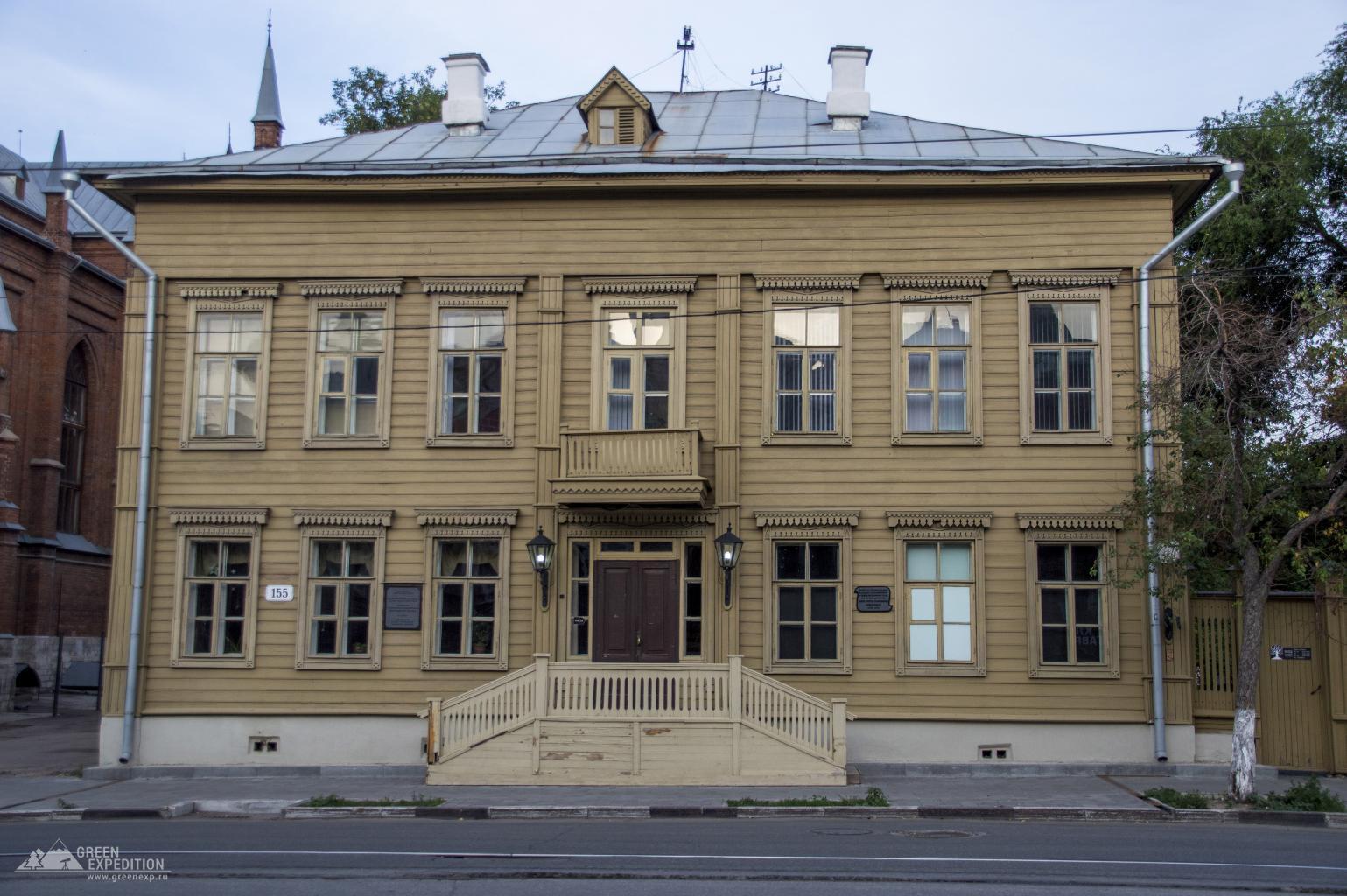 Музей-усадьба А. Н. Толстого, Самара