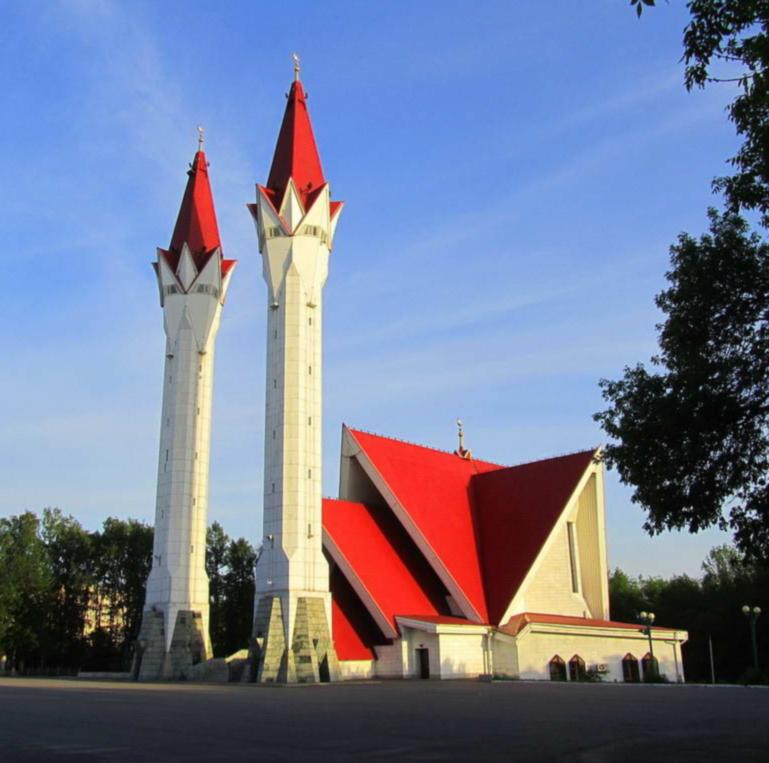 Мечеть Ляля-Тюльпан, Уфа