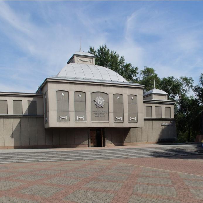 Мемориал Победы, Красноярск