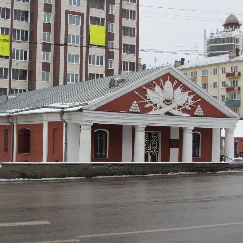 Музей Арсенал, Воронеж