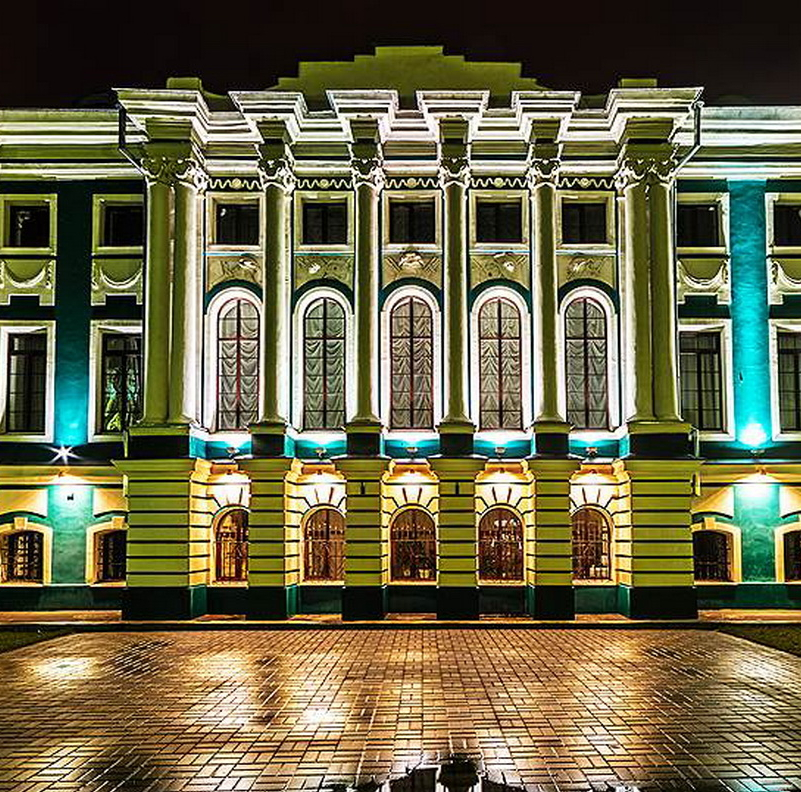 Воронежский областной художественный музей им. И.Н.Крамского, Воронеж