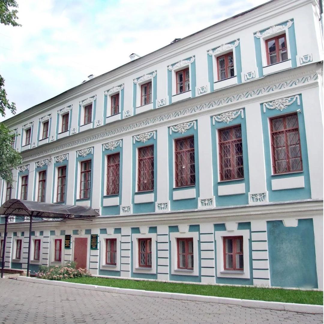 Литературный музей им. И.С.Никитина, Воронеж