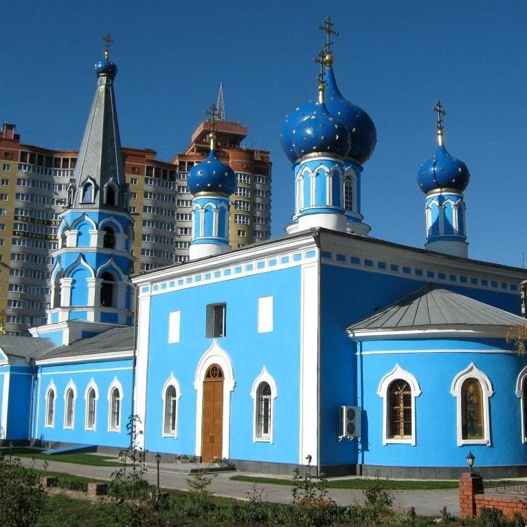 Церковь Введения Пресвятой Богородицы во Храм, Воронеж