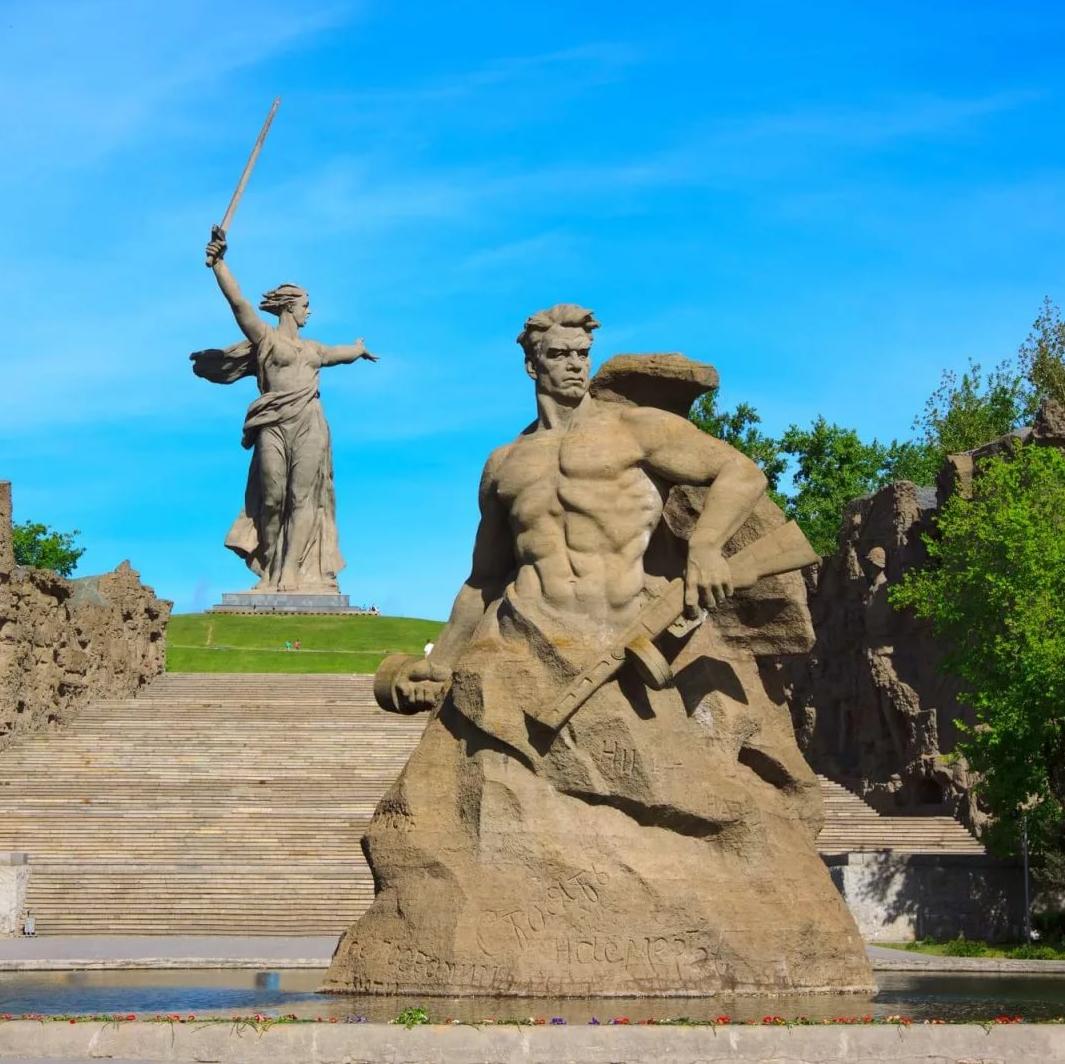 Историко-мемориальный комплекс Героям Сталинградской битвы, Волгоград