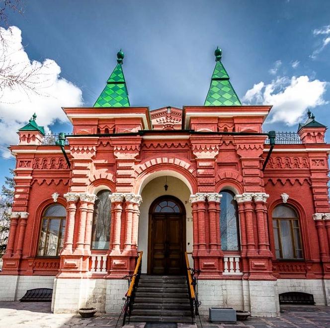 Волгоградский мемориально-исторический музей, Волгоград