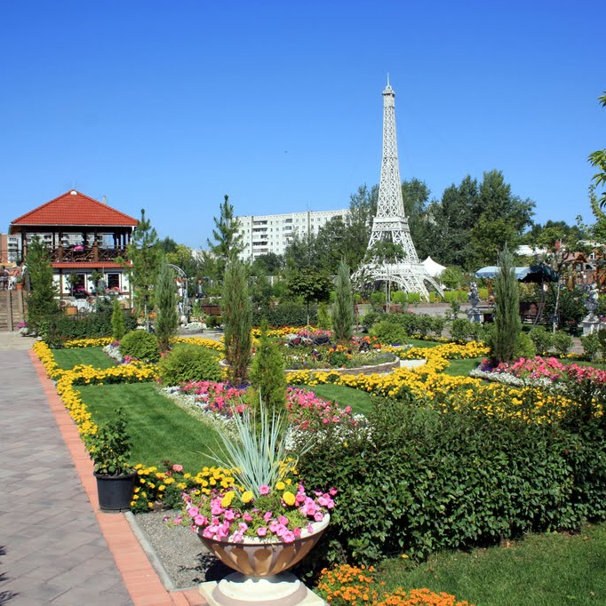 Сады мечты, Абакан