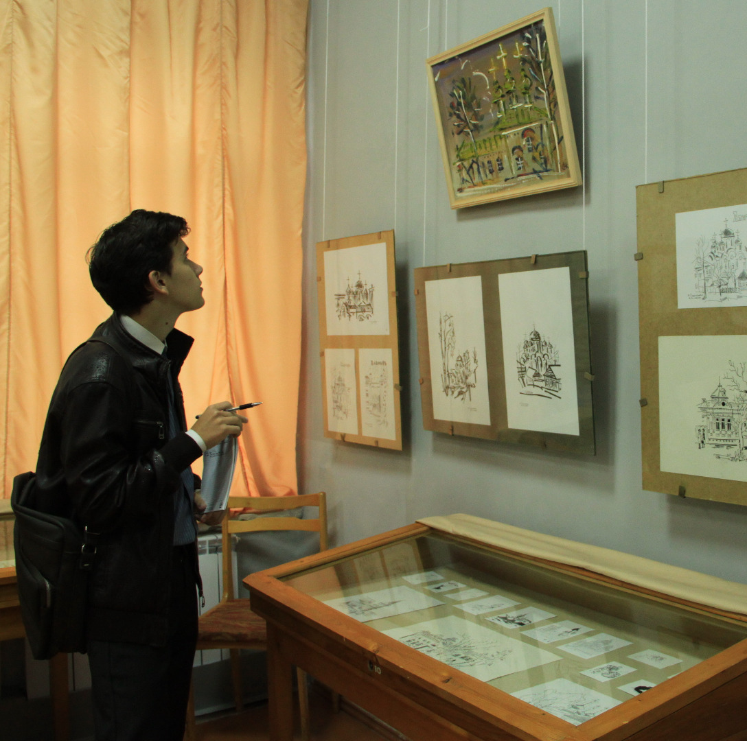 Алатырский художественный музей, Алатырь