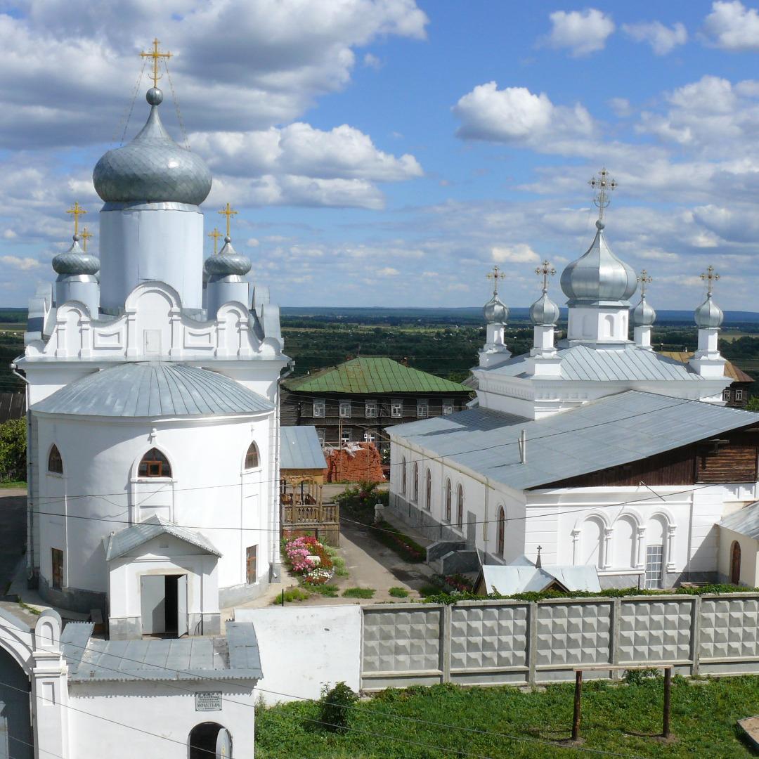 Киево-Николаевский Новодевичий монастырь, Алатырь