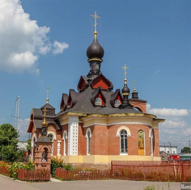 Церковь Серафима Саровского, Александров