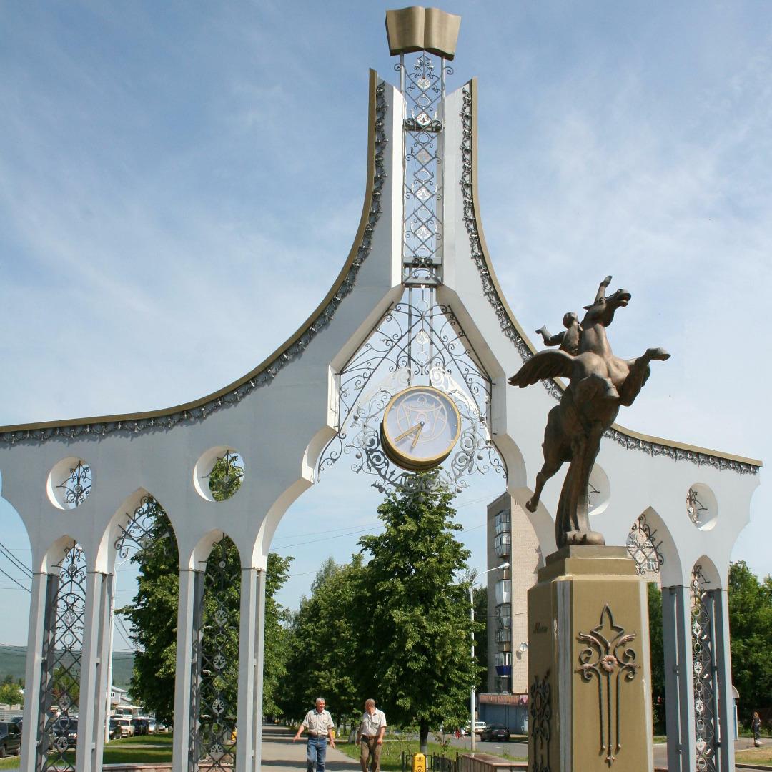 Проспект Габдуллы Тукая, Альметьевск