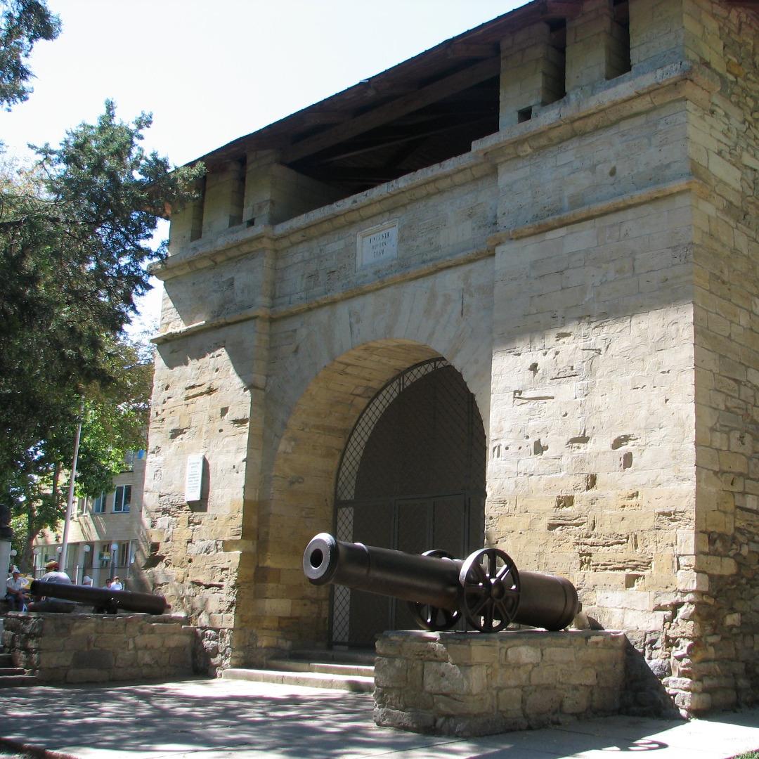 Русские ворота, Анапа
