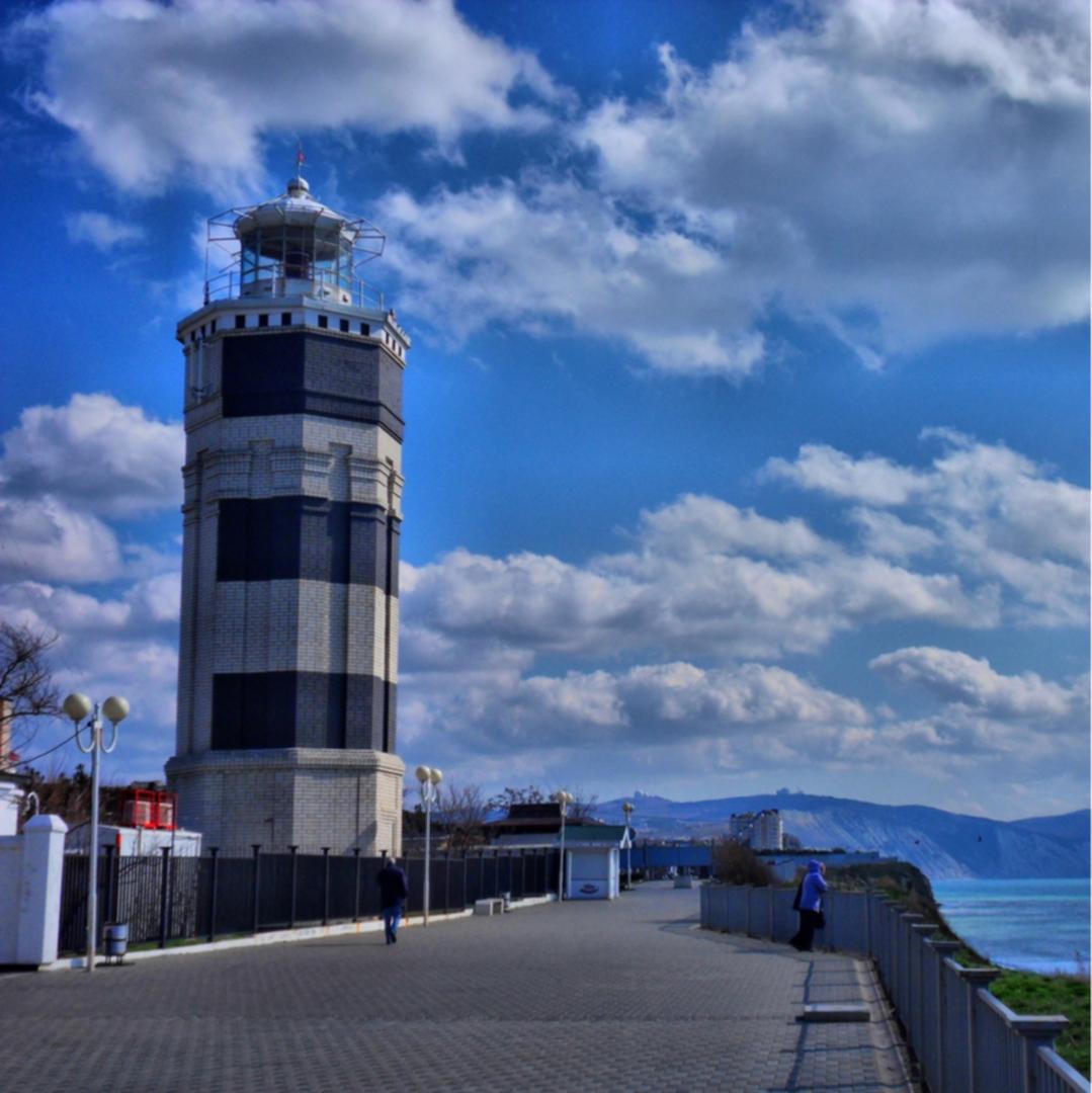 Анапский маяк, Анапа