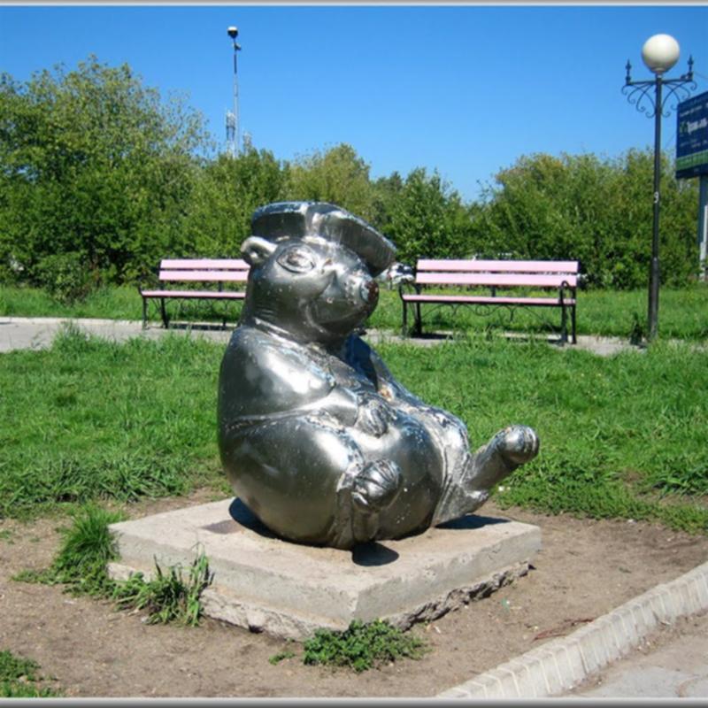 Памятник Сурку, Ангарск
