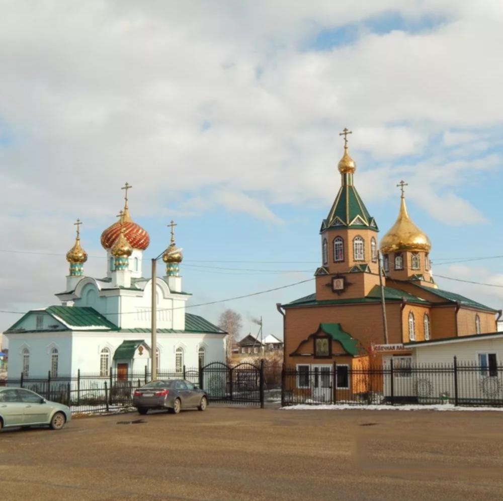 Церковь Петра и Павла в Анжеро-Судженске, Анжеро-Судженск
