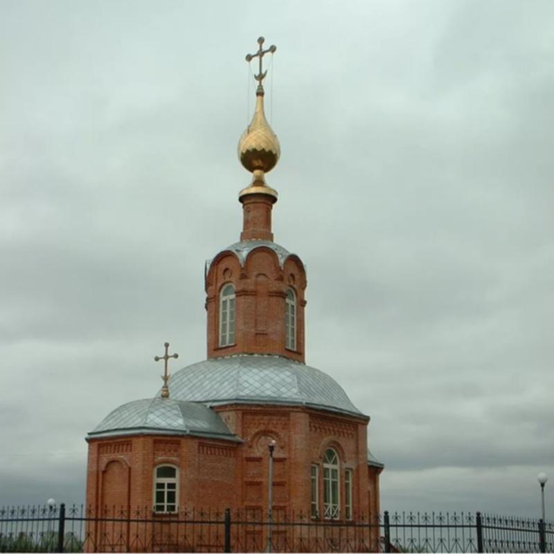 Церковь Троицы Живоначальной в Анжеро-Судженске, Анжеро-Судженск