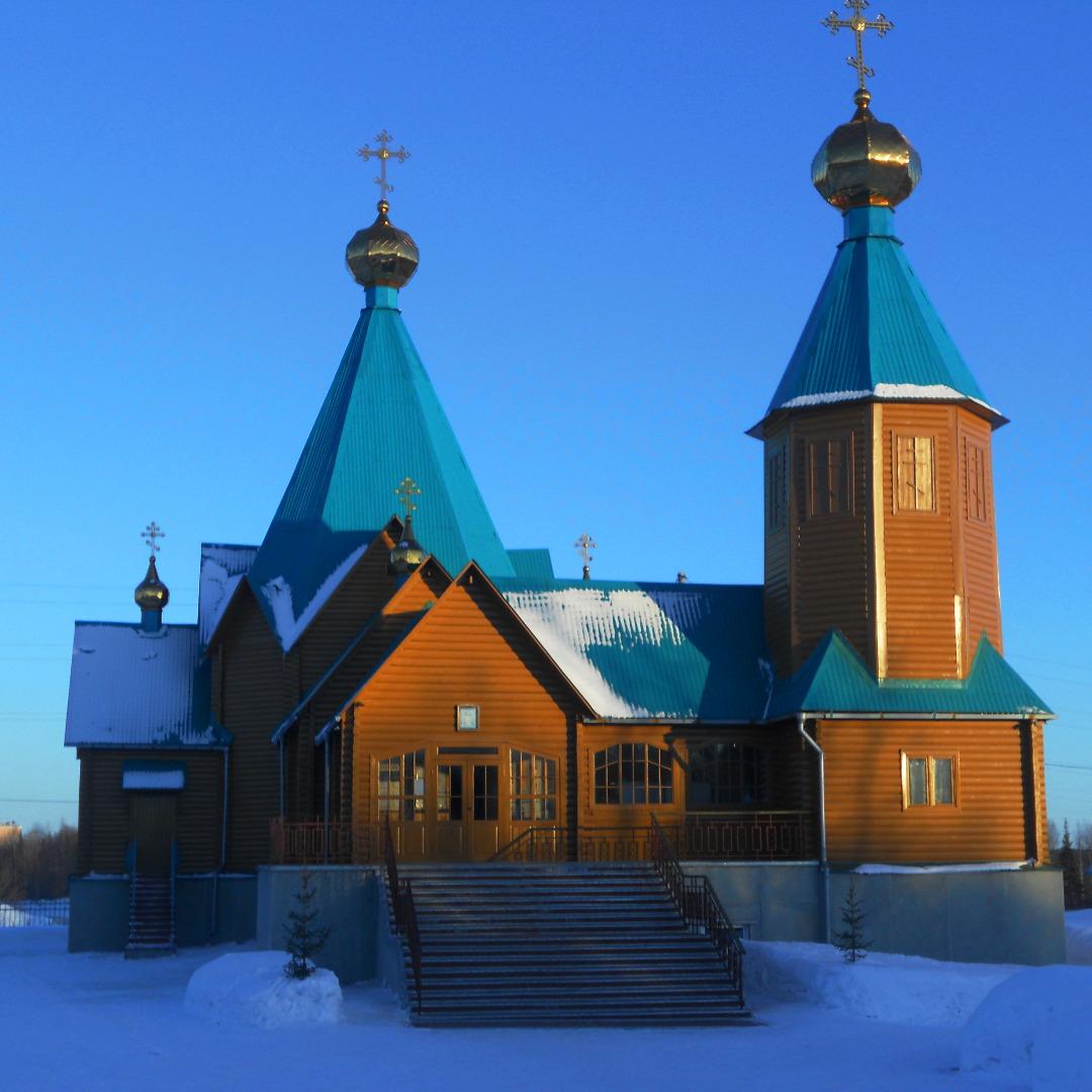 Церковь Новомучеников и Исповедников Российских, Апатиты