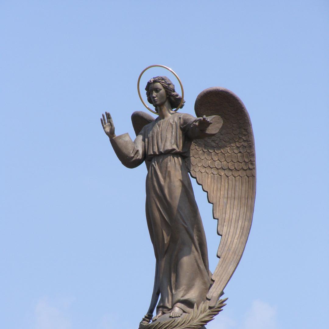 Монумент Ангел Хранитель, Армавир