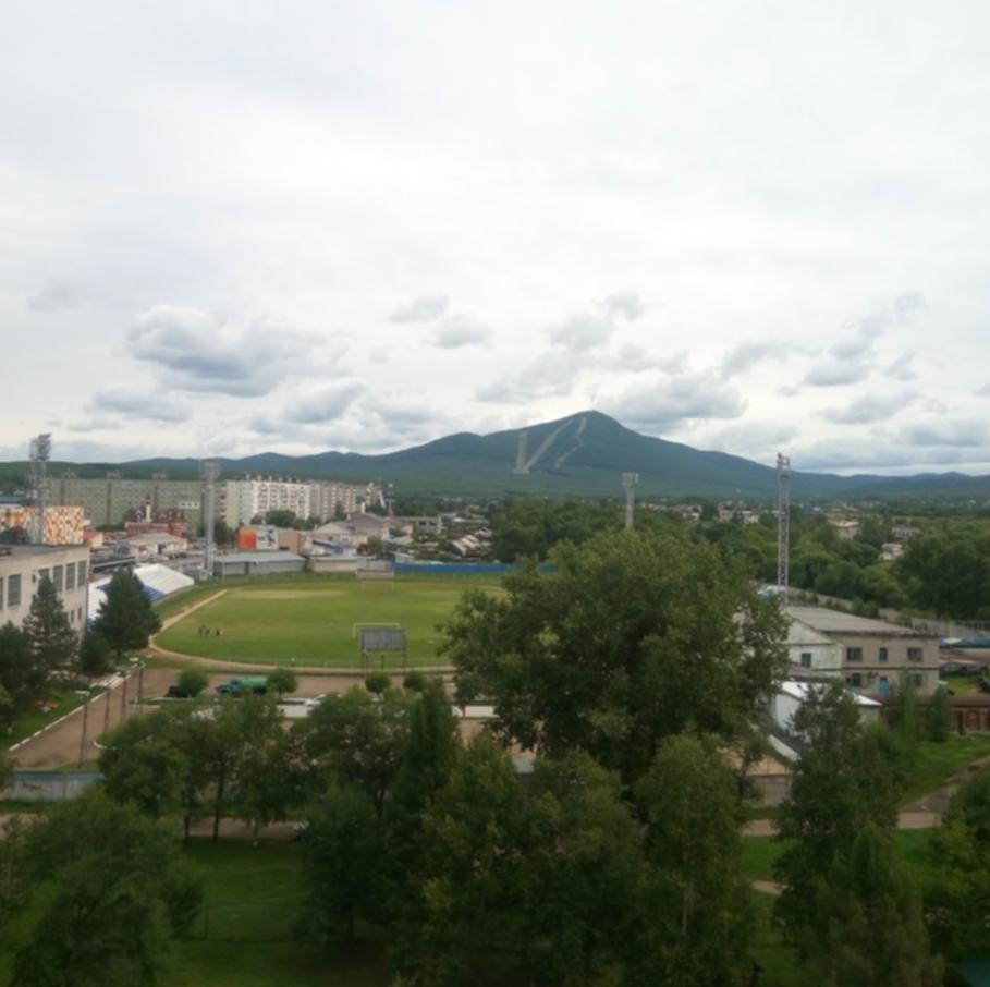 Городской парк, Арсеньев