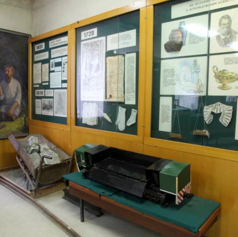 Историко-краеведческий музей, Асбест