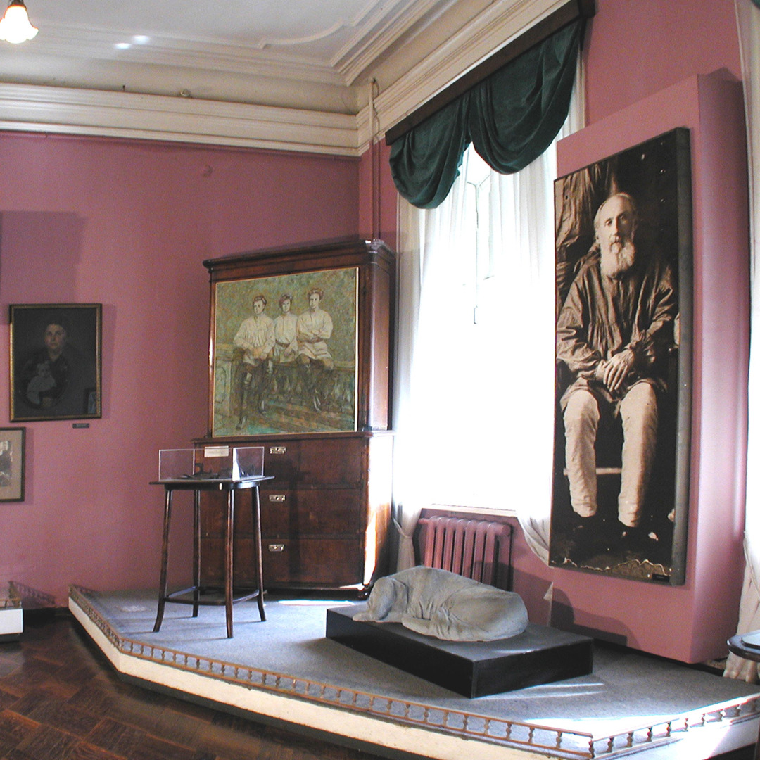 Дом-музей В.Хлебникова, Астрахань