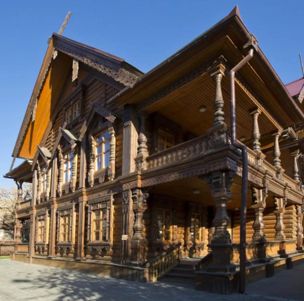 Музейно-культурный центр Дом купца Тетюшинова, Астрахань