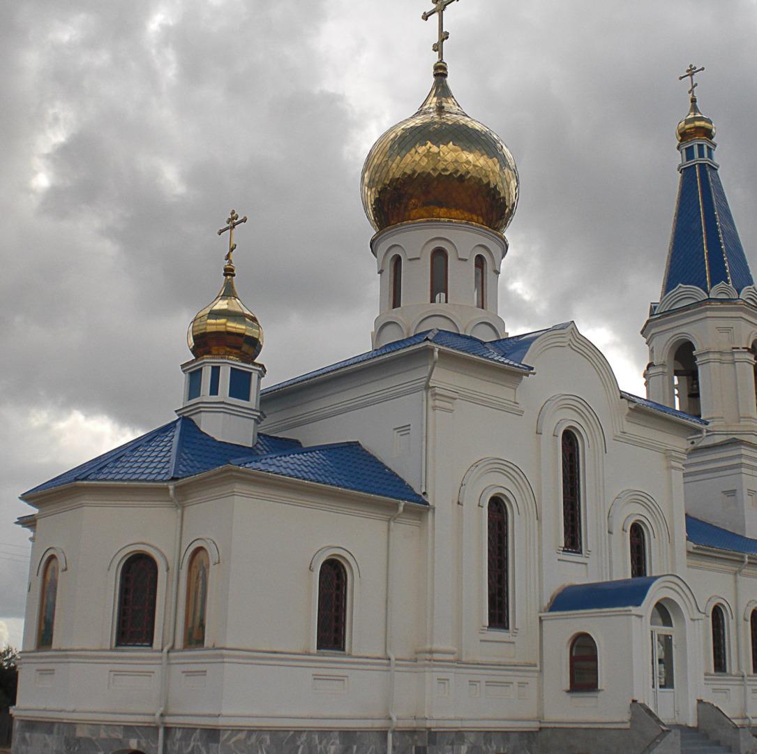 Храм Владимирской Иконы Божией Матери, Ахтубинск