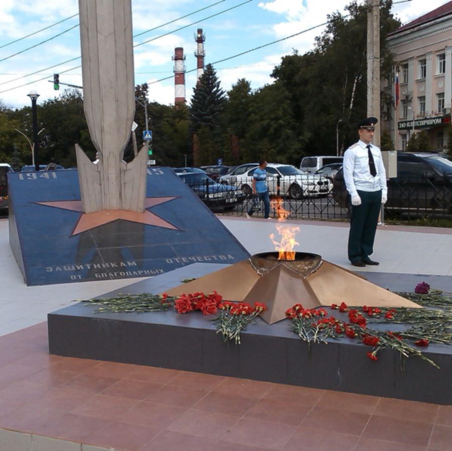 Сквер Победы, Балабаново