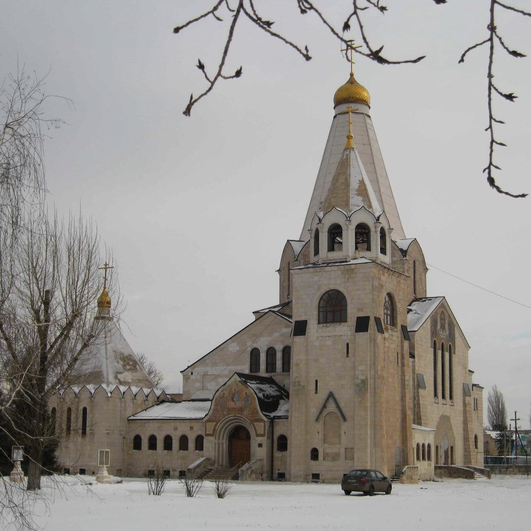 Храм Троицы Живоначальной, Балаково