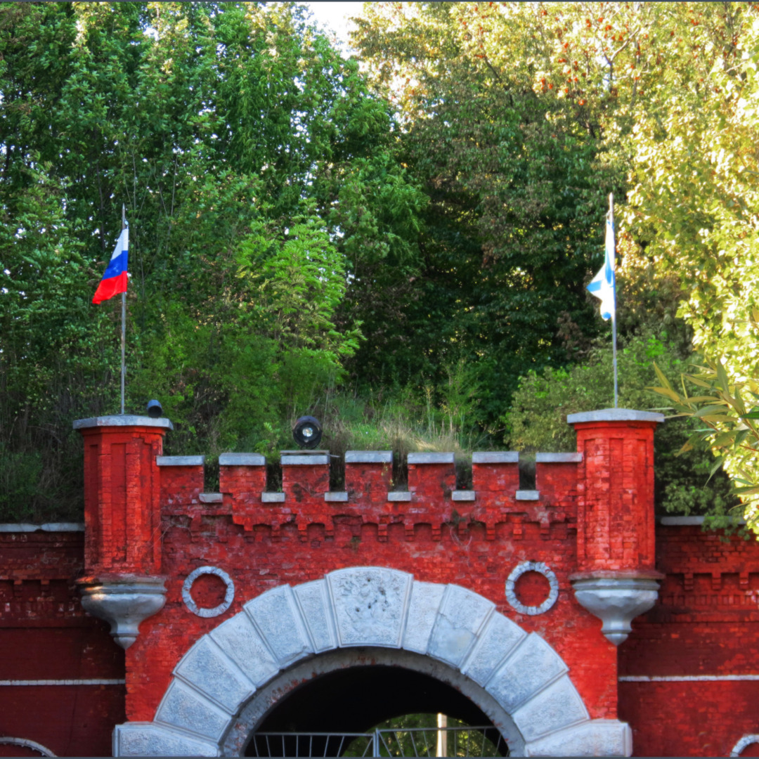 Крепость Пиллау, Балтийск