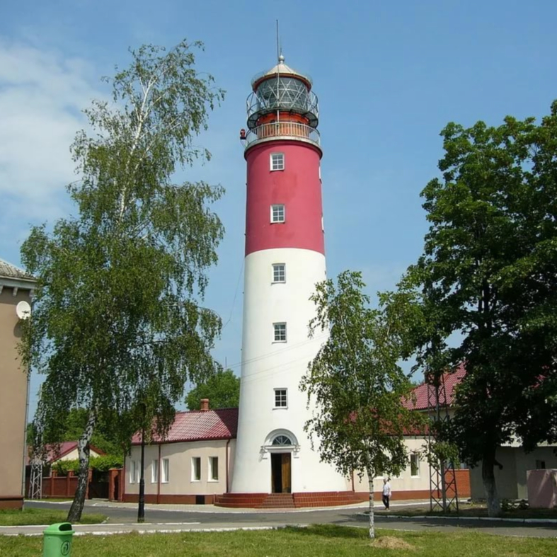 Балтийский маяк, Балтийск
