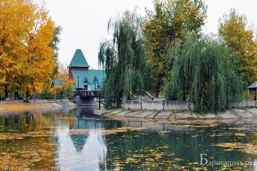 Изумрудный парк, Барнаул