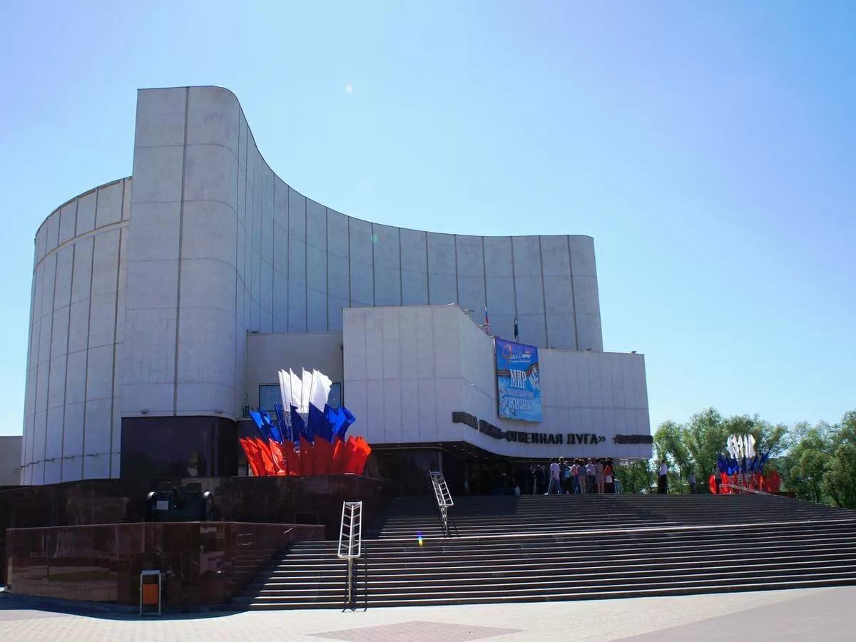 Музей-диорама Курская битва, Белгород