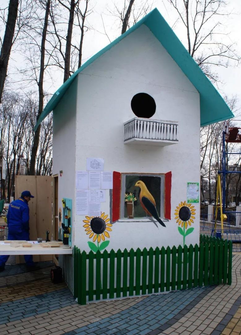 Мастерская по изготовлению скворечников, Белгород