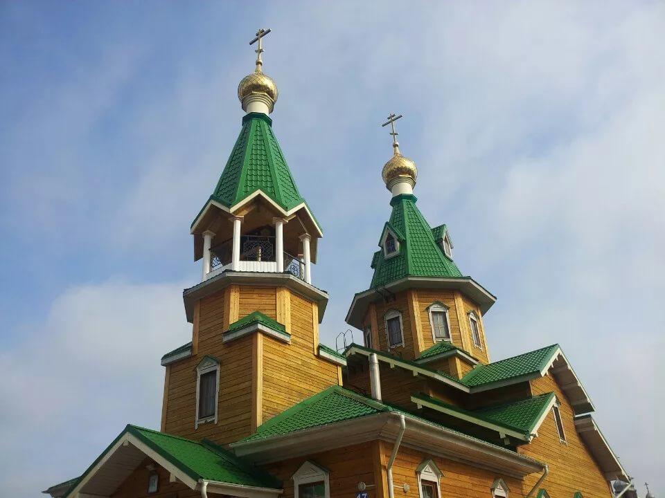 Храм Сретения Господня, Бердск