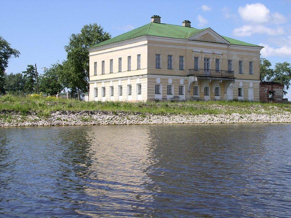 Музей Усадьба князей Голицыных, Березники