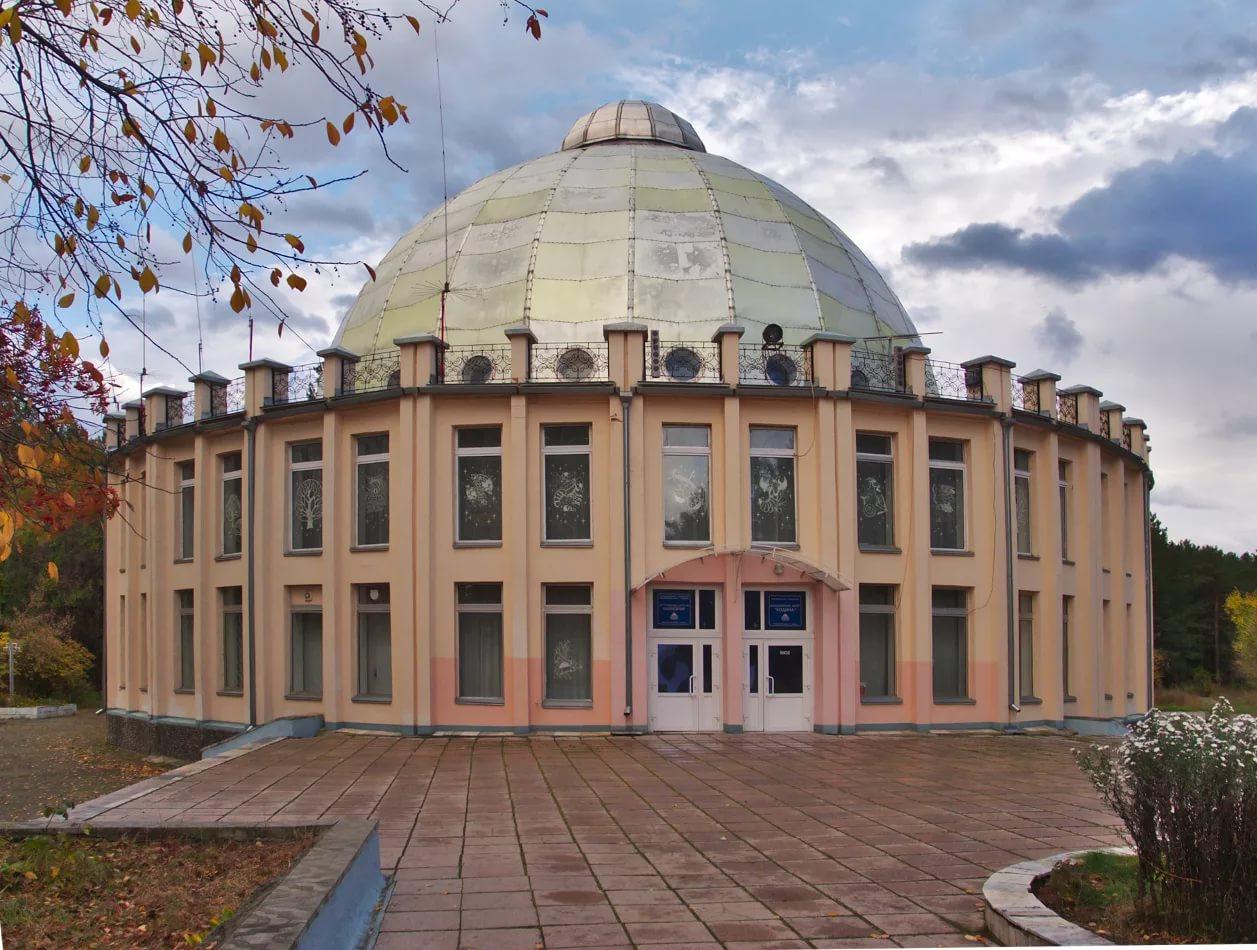 Бийский планетарий, Бийск
