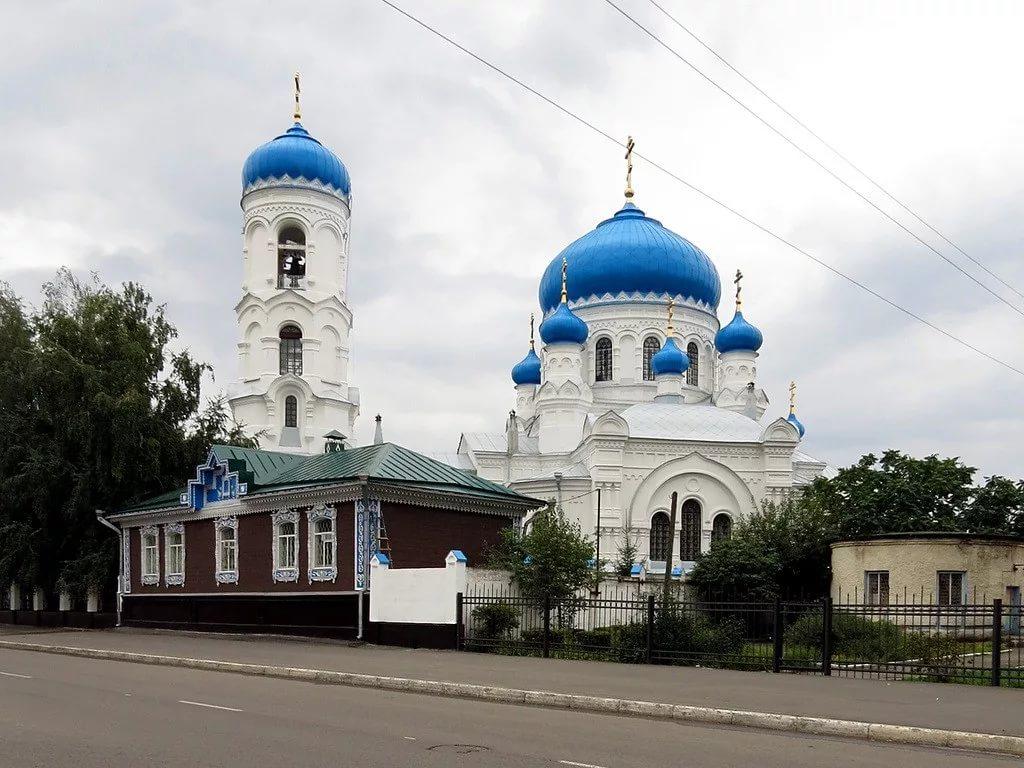 Успенский собор, Бийск