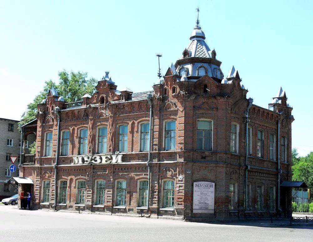 Бийский краеведческий музей имени В. В. Бианки, Бийск