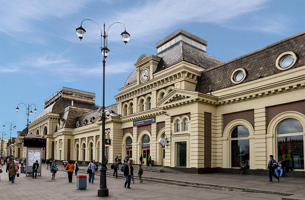 Павелецкий вокзал , Москва