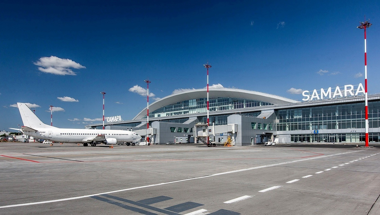 Международный аэропорт Самара (Курумоч), Самара