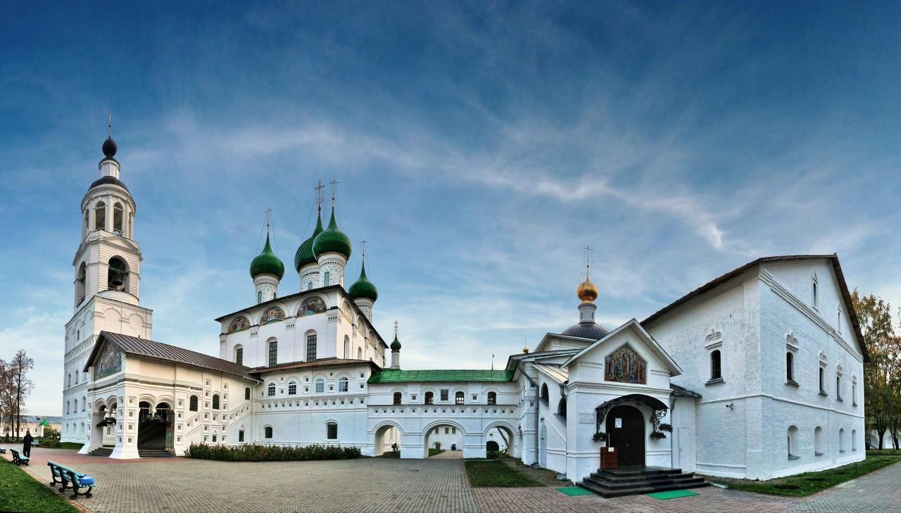 Толгский Свято-Введенский монастырь, Ярославль