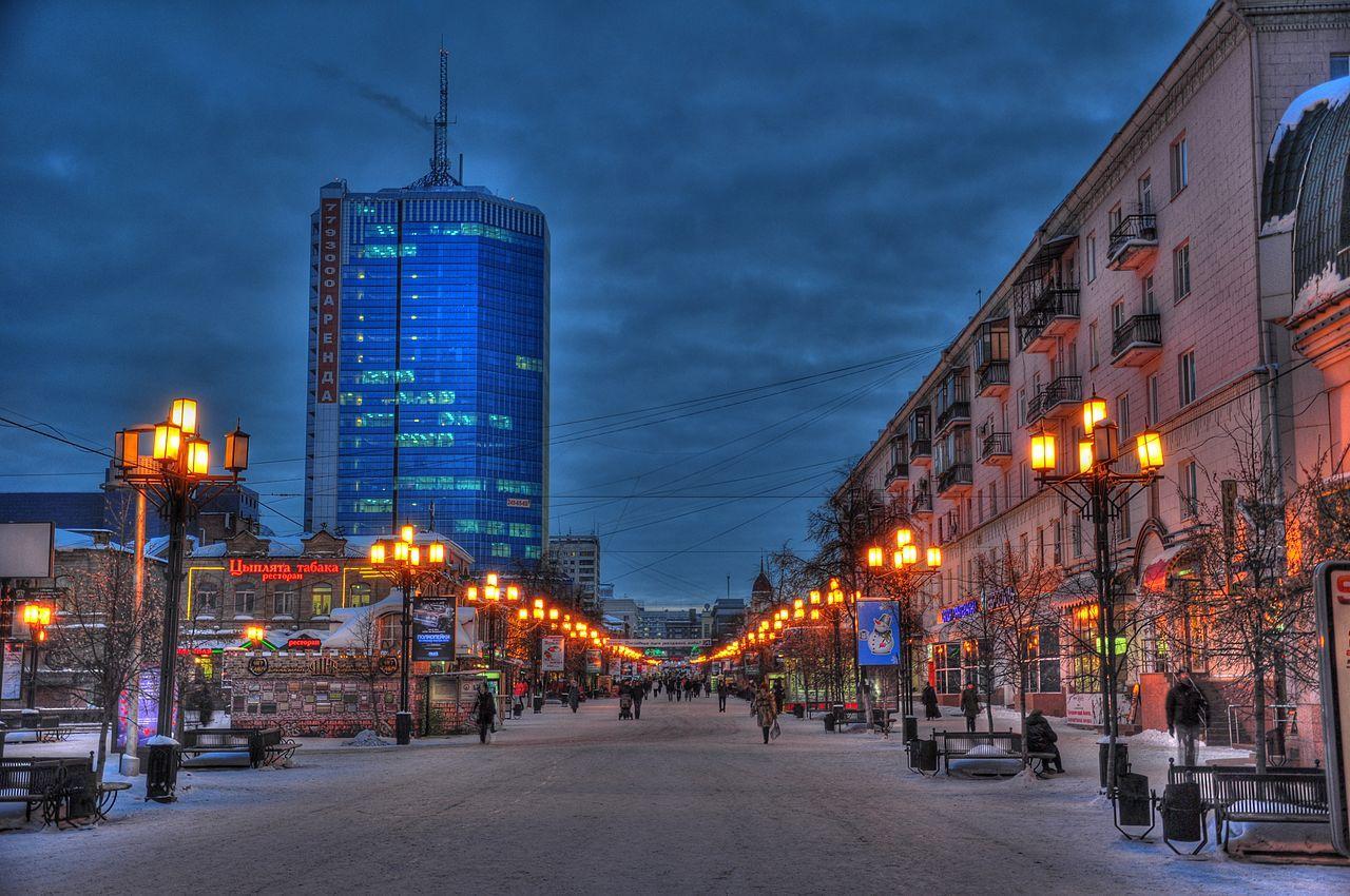 Кировка, Челябинск
