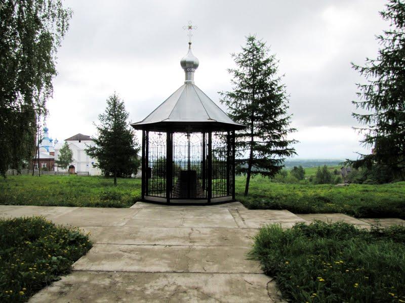 Памятный знак гражданам Чердыни, Чердынь