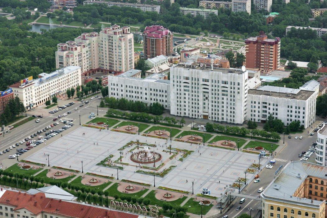 Площадь имени Ленина, Хабаровск