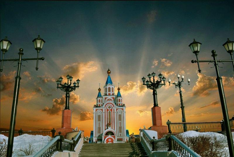 Успенский собор, Хабаровск